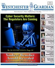 Yonkers' Benedict Arnold Revealed Yonkers' Benedict Arnold
