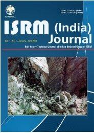 ISSN - ISRM