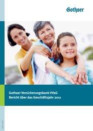 Gothaer Versicherungsbank VVaG - Gothaer Versicherungen