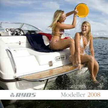 Modeller 2008 - mercurymarine.dk