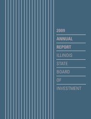 Annual Report PDF file 2009 - State of Illinois