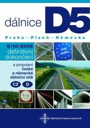 dálnice D5 - CeskeDalnice.cz