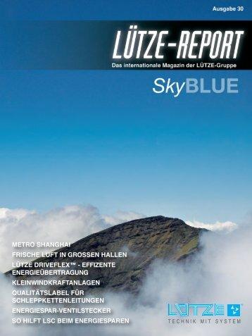 Lütze-Report 30 - Luetze.com