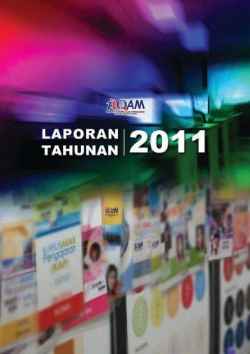 PERINCIAN PROGRAM LATIHAN ANJURAN iLQAM 2011