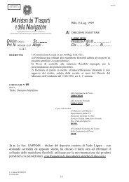 Ministero dei Trasporti e della Navigazione - Porto di Napoli