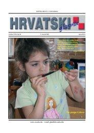 14. broj 5. travnja 2007. - Croatica Kht.
