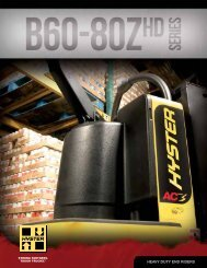 B60-80ZHD Brochure - Hyster Company