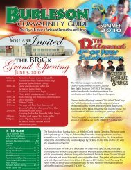 Burleson Community Guide Summer 2010.pdf