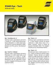ESAB Eye - Tech
