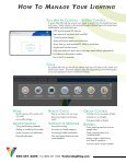 Venture Lighting's LeafNut Wireless Lighting Control System ... - Page 6