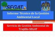 2011 - Sistema de Información Ambiental Regional La Libertad
