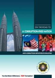 ANTI-CORRUPTION - Suruhanjaya Pencegahan Rasuah Malaysia