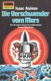 Die Verschwender vom Mars