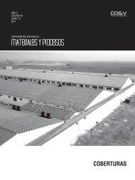 coberturas - CONSTRUCCION Y VIVIENDA