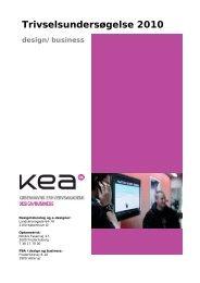 design/business uddannelser - KEA