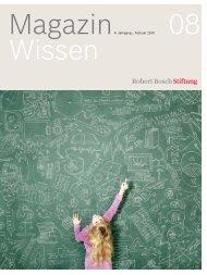 4. Jahrgang :: Februar 2010 (PDF) - Robert Bosch Stiftung