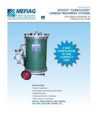 carbolator - Pristine Water Solutions Inc.