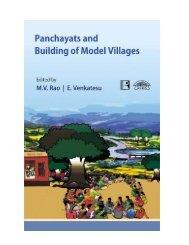 New Book - National Institute of Rural Development