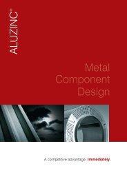 Metal Component Design ALUZINC