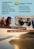 Ride Ferie brochure 2008 - Hanstholm Camping - Page 4