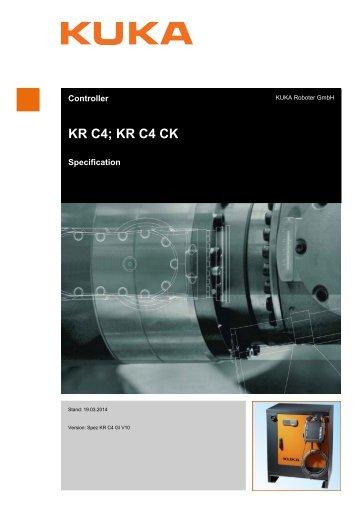 KR C4; KR C4 CK - KUKA Robotics