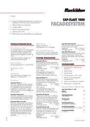 facadesystem - Rockidan