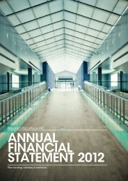annual financial statement 2012 - Advanced Inflight Alliance AG