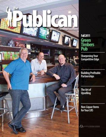 Publican - ABLE BC