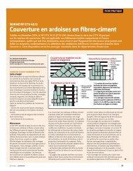 NORME NF DTU 40.13 Couverture en ardoises en fibres-ciment
