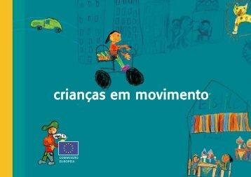 Crianças em movimento - Transporte Ativo