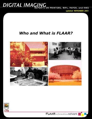 WHAT IS FLAAR_newest_nov01 - wide-format-printers.NET