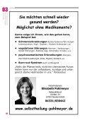 Gesundheitsbildung - VHS-Rendsburger Ring eV - Seite 7