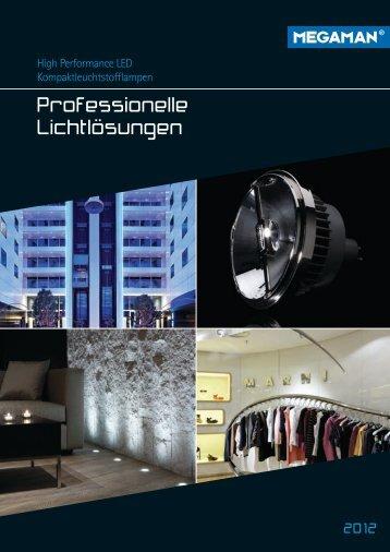 Professionelle Lichtlosungen - Life in Light
