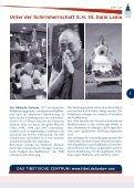 RITUAL: LAMA TSCHÖPA - Tibetisches Zentrum ev - Seite 7