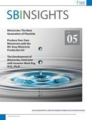 Minicircles - System Biosciences