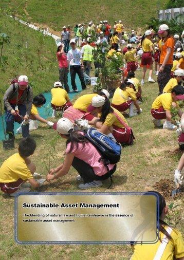 Sustainable Asset Management