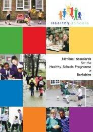 Healthy Schools Programme - Bhps.org.uk