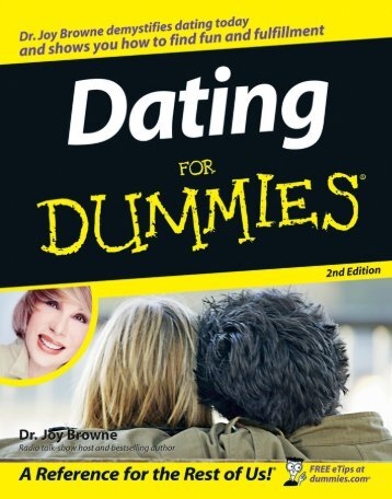 Dating for dummies youtube