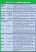 Quaterly Boat Schedules Oct-Dec copy.indd - Online Scuba Diving ... - Page 6