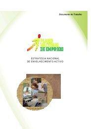 Estratégia Nacional de Envelhecimento Activo - Socialgest