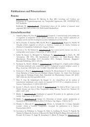 Publikationen und Präsentationen Patente - KIT - Institut für ...