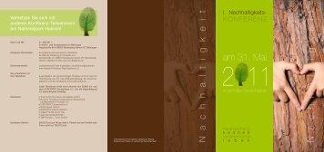 Die Einladung und das Programm können Sie hier als PDF ...