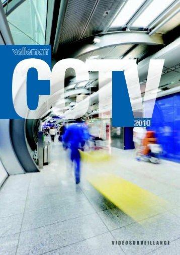 Catalogue nouveautés Vidéo-surveillance (Partie 1) - Lextronic
