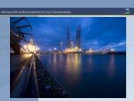 Shortsea trafik og MoS programmet se fra et havneperspektiv.