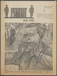 1e mei 1945 - Vakbeweging in de oorlog