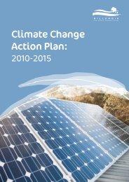 Climate Change Action Plan: - Nillumbik Shire Council
