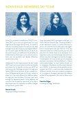 Rapport annuel 2008 - IAESTE Switzerland - Page 4