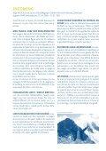 Rapport annuel 2008 - IAESTE Switzerland - Page 7