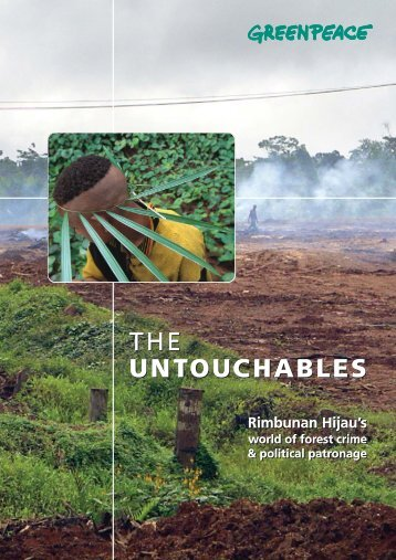 The Untouchables. Rimbunan Hijau's world of forest crime & political ...