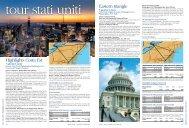 Tour Stati Uniti - I Viaggi dell'Airone